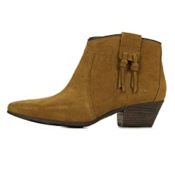 Timberland Tassle Boot Tan Suede Ca1kec, Boots Camel 39.5 EU