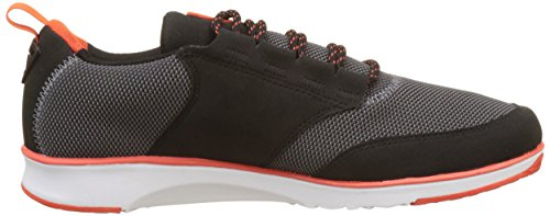 Lacoste Herren L.Ight 317 1 Trainer Low Schwarz (Blk/Red)