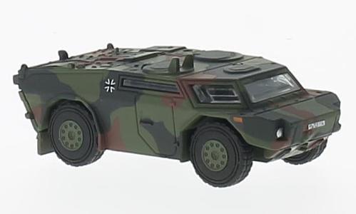 - Fennek Spähwagen , Bundeswehr, 0, Modellauto, Fertigmodell, Schuco 1:87