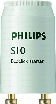 Philips Starter S10 4-65W für Leuchtstoffröhren z. B. für TL-D