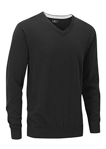 stuburt-mens-urban-v-neck-sweater-black-small
