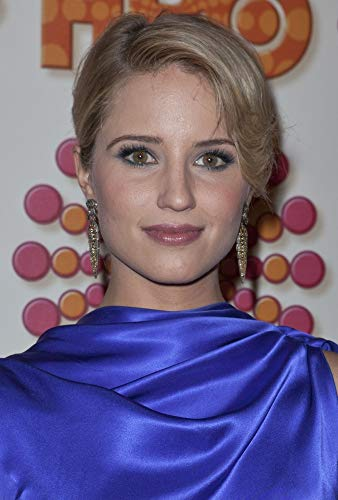 Dianna Agron At Arrivals For Hbo Post-Emmy Awards Reception, The Plaza At Pacific Design Center, Los Angeles, Ca September 18, 2011. Photo By: Emiley Schweich/Everett Collection Photo Print (20,32 x 25,40 cm) -