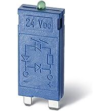 Finder serie 99 - Módulo diodo 6-220vdc verde