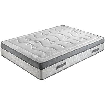 crown bedding j88101100 matelas royal spring 800 avec ressorts ensach s mousse de gel. Black Bedroom Furniture Sets. Home Design Ideas