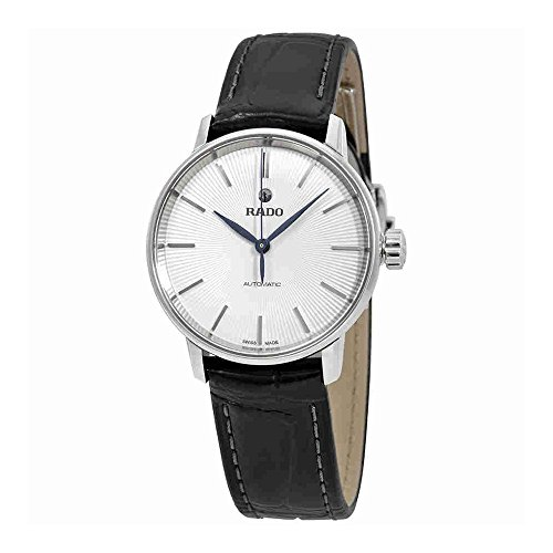 Rado Coupole Classic S Automatic Silver Dial Ladies Watch R22862045