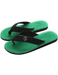 Chanclas y Sandalias de Playa para Hombre, QinMM Zapatos de Baño Verano de Vestir