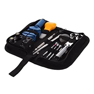 Uhren und Schmuck Werkzeug Set Tasche