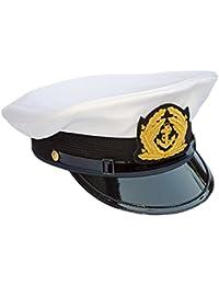 Modas Premium Kapitänsmütze