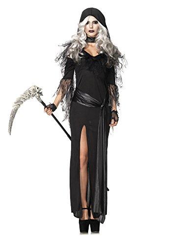 Leg Avenue 85397 - Sexy Seele Stealer Damenkostüm Set, Größe S/M  EUR 36-38, (Kostüme Frau Unsichtbare)