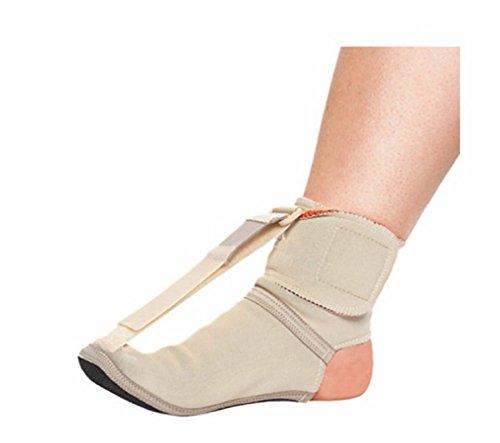 Nachtschienen Fußbandage Socke Bandage Plantar Fasciitis R-130 (XL)