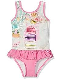 Pezzo Doro Baby-Mädchen Einteiler Badeanzug