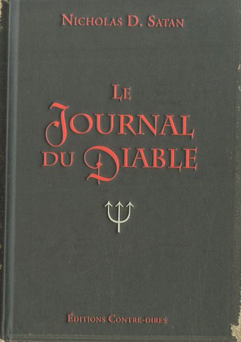 Le Journal du Diable par Nicholas D. Satan, Marcus Weeks