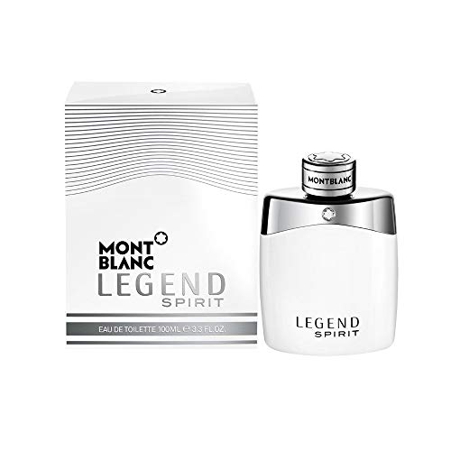 Montblanc Legend Spirit Acqua Profumata - 100 ml