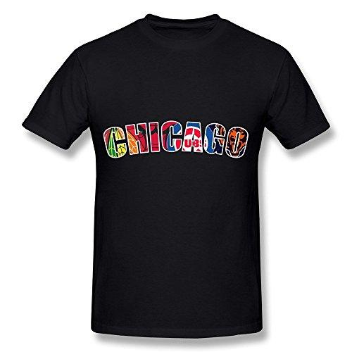 dzzlee-clothes-t-shirt-homme-noir-m