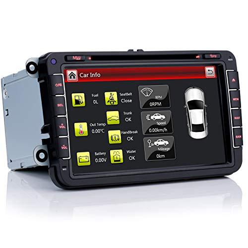 Wifi-bluetooth-mp3 (iFreGo AUTORADIO 8