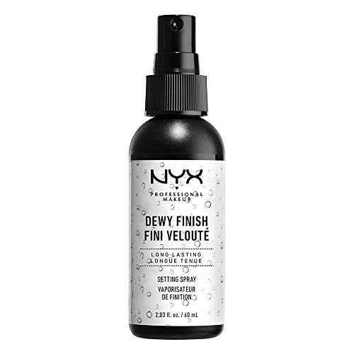 Nyx - Fijador makeup setting dewy finish professional makeup