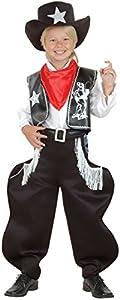 Reír Y Confeti - Ficcow026 - Disfraces para Niños - Cowboy