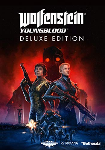Wolfenstein: Youngblood - Deluxe  | PC Download - Bethesda Code