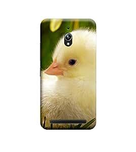 Ebby Premium 3d Desinger Printed Back Case Cover For Asus Zenfone Go (Premium Desinger Case)