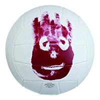 Wilson WTH4615XDEF Cast Away Volleyball - White/Pink