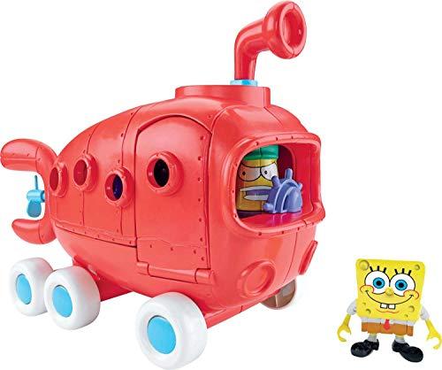 Spongebob Bob Esponja–Bus Bikini Bottom