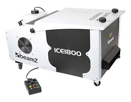 Beamz ICE1800 - Nebelmaschine (750 x 405 x 395 mm)