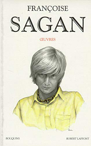 Oeuvres de Françoise Sagan par Françoise Sagan