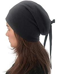 TTMall Ladies Moda Casual Cappello A Maglia Arco Berretto Turbante  Cappuccio di Perle Pile Mantieni Caldo 04837b6b93c5
