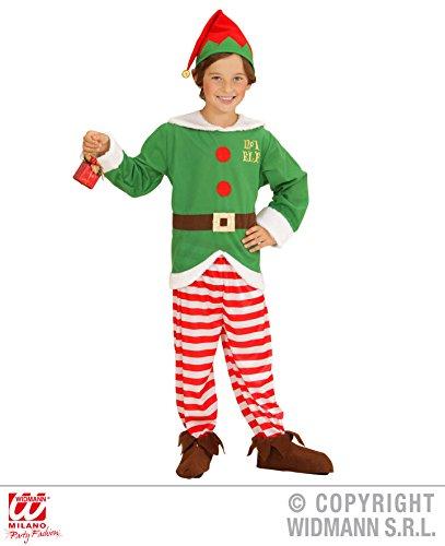 Petit-Papa-Nol-Elf-Nol-Childrens-Costume-de-dguisement