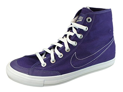 Nike Damen Sneakers Go Mid Cnvs 434498 500 Lila