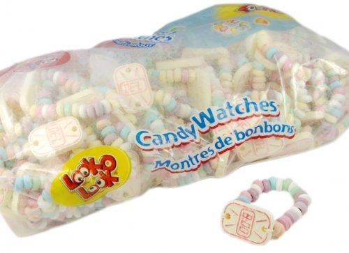 Preisvergleich Produktbild Candy Uhren Menge:1 Packung