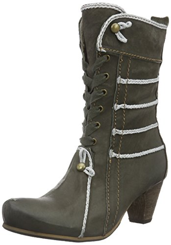 Rovers  Rovers, Bottines à doublure froide femme Gris - Grau (Grey / Silver)