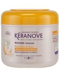 Laboratoires Kéranove - Masque- Nutrition et Soin - Cheveux Secs - 250 ml - Lot de 2