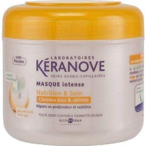 Kéranove Laboratori - Masque- nutrizione e la cura - capelli secchi - 250 ml - Lotto di 2