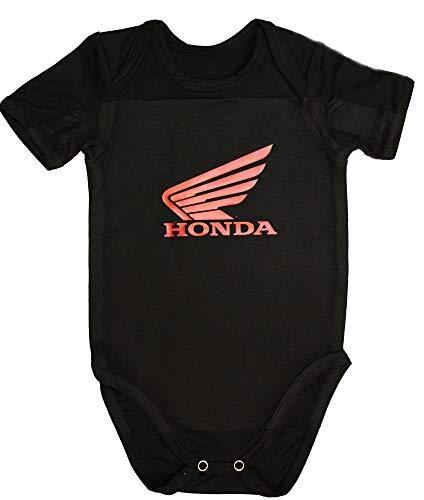 Honda Traje Body Bebe Logotipo Etiqueta Pegatinas de la Camiseta Logo
