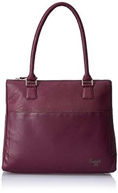 Baggit L Kangaroo Tarzen Women's Shoulder Bag Handbag (Wine)