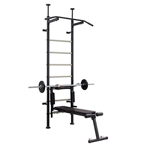 Wand Bars für Home Gym Power Tower/Dip-Station/Workout