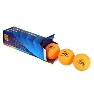 Well-Goal New 3PCS Double Fish ITTF Approved 3-Stars Table Tennis Ping Pong Ball 40mm for Match