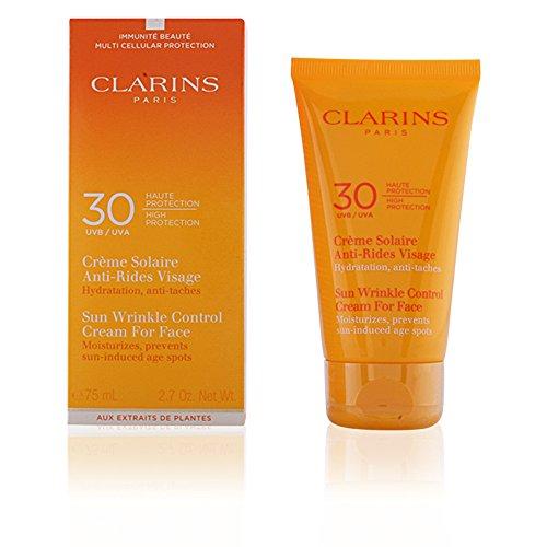 Clarins Sun Wrinkle Control Cream for Face alta UVB/UVA 30, 75ml