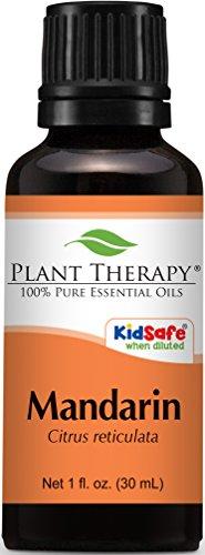 Mandarin Essential Oil 30 ml (1/3 oz). 100% Pure, Undiluted, Therapeutic Grade