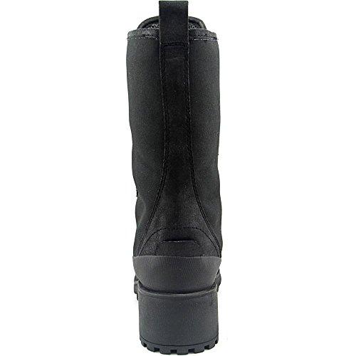 Lucky Brand Alascan Femmes Toile Botte Black