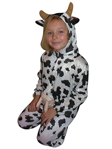 N32 Gr. 98-104, Kat. 1, Achtung: B-Ware Artikel. Bitte Artikelmerkmale lesen! Tier-e Kühe- Mädchen Junge-n Kleinkind-er Faschings- Karnevals- Fasnachts- Geburtstags- Geschenk-e ()