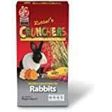 Supreme Petfoods Russel's Crunchers with Cherry and Apricot 80 g (Pack of 4)