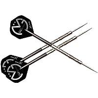 XQ Max (Michael van Gerwen Original Steel Dardos 90% tungsteno, 25g, color verde