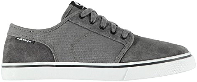 Original Schuhe Airwalk Tempo 2 Skateboarding grau Skate Schuhe Herren Sneaker Turnschuhe