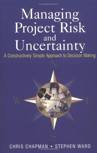 managing project uncertainty from variation to This is the summary of the book managing project uncertainty: from variation to chaos projects characterized by variation have clearly defined objectives, a known sequence of activities and a stable and detailed project plan.