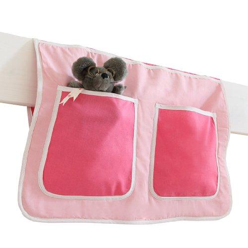 TICAA Bett-Tasche für Hoch- und Etagenbetten (Bett-tasche)