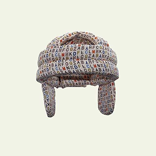 XFHLL Älterer Schutz Kopf Hut, Sicherheit Schutzhelm Alter Haus- Und Atmungsaktiv Alten Mann Hatthe, Geeignet Für Senioren Hauspflegeprodukte