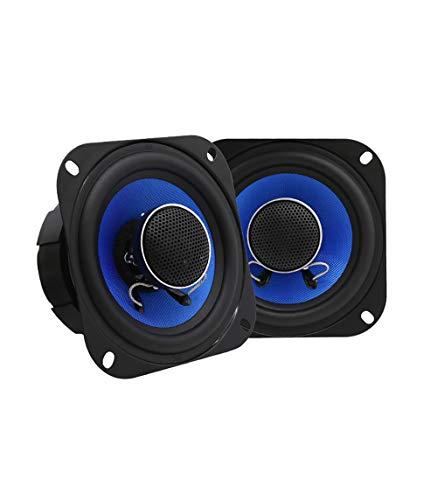 LIDAUTO Dual-Kegel Auto Koaxial Horn Fahrzeug Auto Audio Musik Stereo HiFi Lautsprecher Nicht-destruktiv Installation 2 Stücke 4