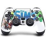 PS4 DualShock Wireless Controller Pro Konsole PlayStation4 Controller mit weichem Griff und exklusiver individueller Version Skin (PS4-Sims4)